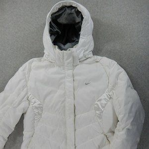 Nike Down Insulated Quilted Jacket (Womens XL)